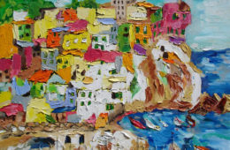 """Manarola""  