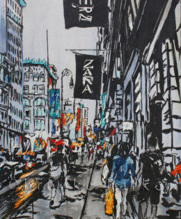 """Forever New Yorkers"" 