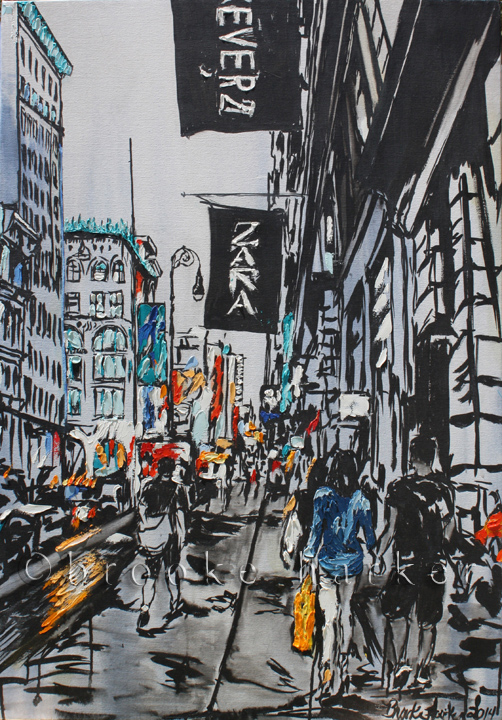 """""""Forever New Yorkers"""" 