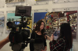 interview with Iolanda Russo of Extra TV