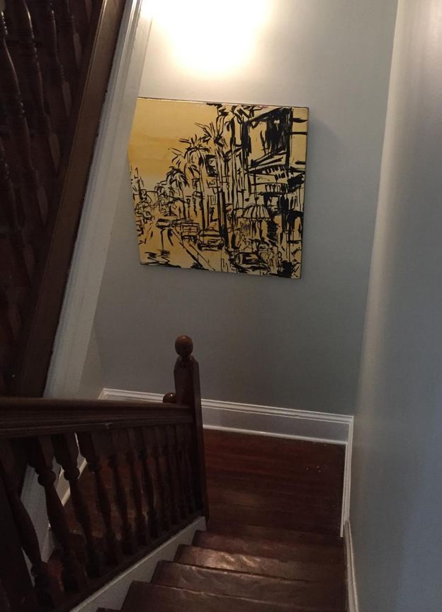 """""""Hollywood Innocents"""" in a Washington DC home"""